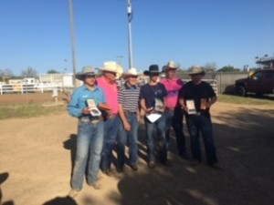 Red Bluff Winners